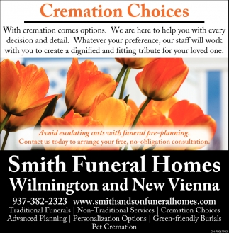 Cremation Choices