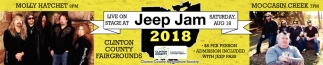Jeep Jam 2018