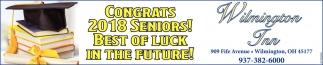 Congrats 2018 Seniors!