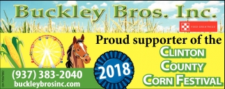 Sponsor of the 2018 Clinton County Fair