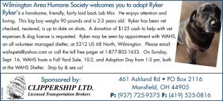 Adopt Ryker's