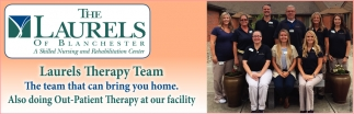 Laurels Therapy Team