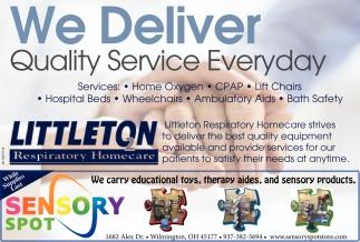 Quality Service Everyday