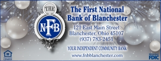 Your independent community bank