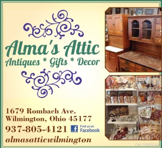 Antiques, Gifts, Decor