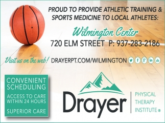Proud Provider of Athletic Training & Sports Medicine to Local Athletes