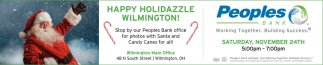 Happy Holidazzle Wilmigton