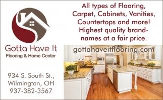 Flooring & Home Center