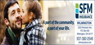 A part of the community, a part of your life