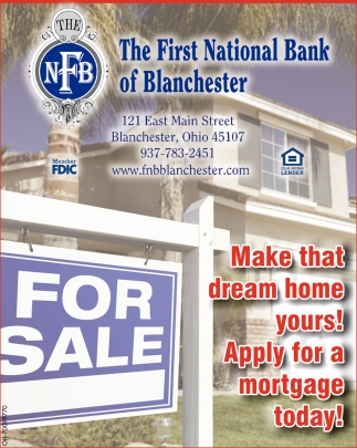 Apply for a mortgage today!