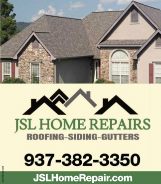 Roofing, Siding, Gutters