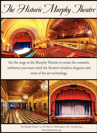 The Historic Murphy Theatre