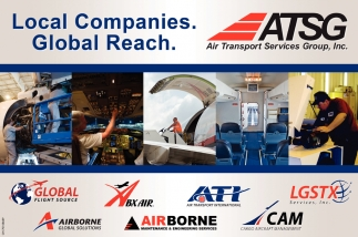 Local Companies Global Reach