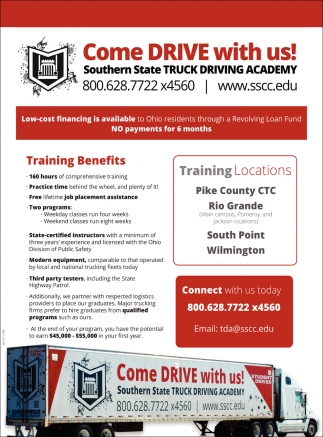 Southern State Truck Driving Academy