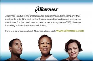 A global biopharmaceutical company