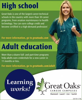 High School - Adult Education