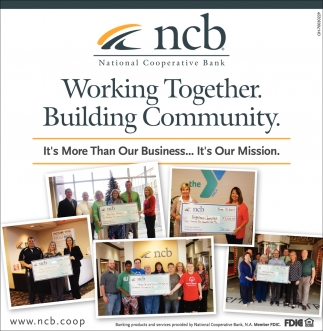Working Together Building Community