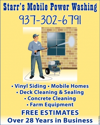 Free Estimates - Over 28 Years in Business