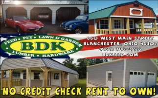 No credit check rent to own!