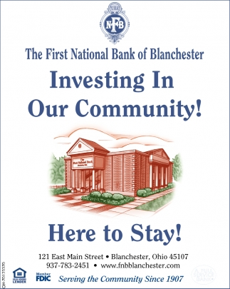 Investing In Our Community!