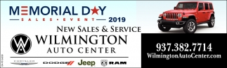 New Sales & Service