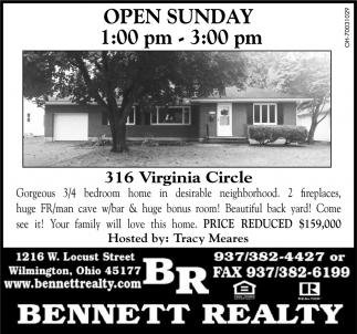 316 Virginia Circle