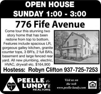776 Fife Avenue