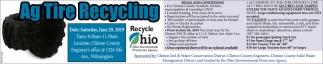 Ag Tire Recycling