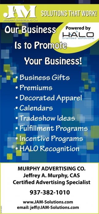 Our business is to promote your business!