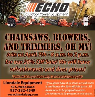Echo Outdoor Power Equipment