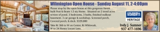 Wilmington Open House August 11