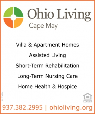 Villa & Apartment Homes, Ohio Living Cape May, Wilmington, OH