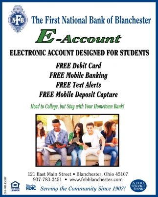 Electronic Account Designed for Students