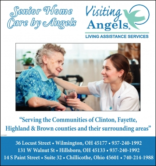 Serior Home Care by Angels