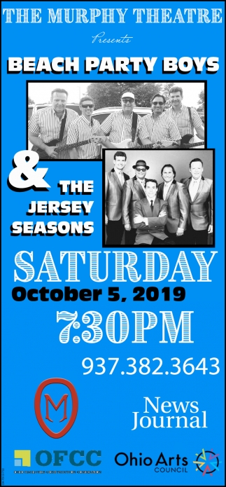 Beach Party Boys & The Jersey Seasons