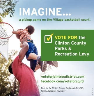 Imagine... a pickup game on the Village basketball court