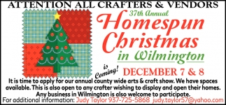 Attention all Crafters & Vendors