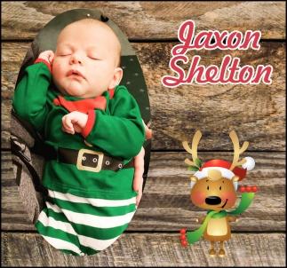 Jaxon Shelton