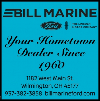 Your Hometown Dealer Since 1960