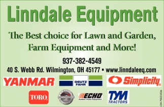 Lawn and Garden, Farm Equipment and More