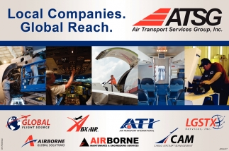 Local Companies. Global Reach.