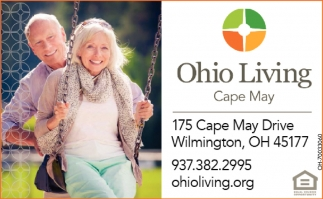 Ohio Living Cape May gives you the freedom to live life your way