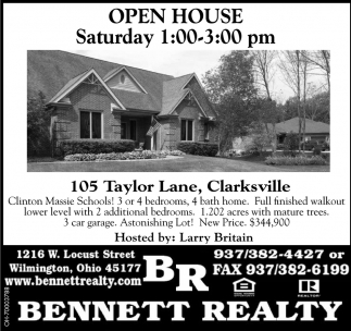 Open House Clarksville