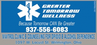 Vivitrol clinic & counseling for opioid & alcohol dependence