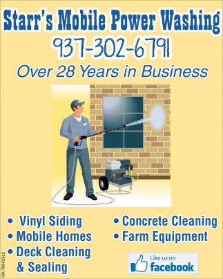 Concrete Cleaning Farm Equipment Vinyl Siding Starr S