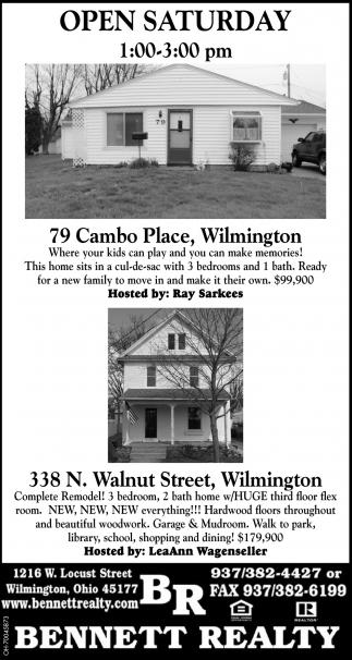 79 Cambo Place / 338 N. Walnut Street