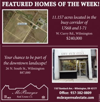Featured Homes of The Week!