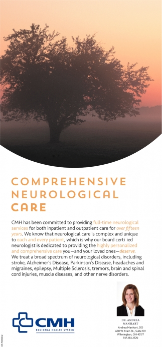 Comprehensive Neurological Care