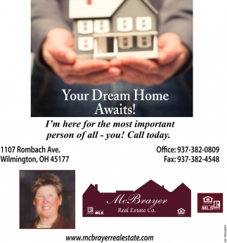 Your Dream Home Awaits!