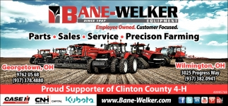 Parts, Sale, Service, Precision Farming
